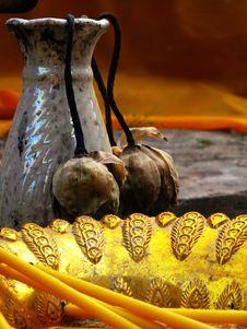 Free Buddhist Vase Stock Images - 13750344