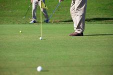 Free Golf Stock Image - 13751221