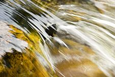 Free Water Stream Flowing Over Rocks Stock Photo - 13751230