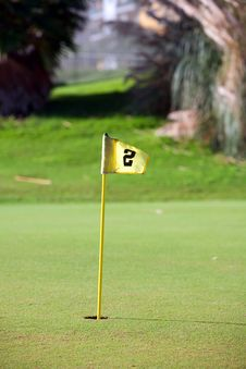 Free Golf Royalty Free Stock Photo - 13751265