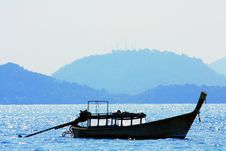 Free South Sea In Thailand Royalty Free Stock Photo - 13751355