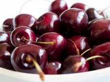 Free Sweet Cherry Stock Photography - 13751772