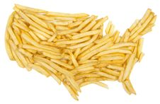 Free Fries Stock Photography - 13751962