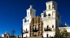 Free San Xavier Del Bac Mission Church Stock Photography - 13752582