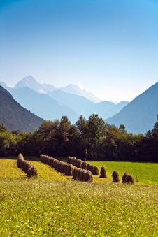 Free Beautiful Landscape In The Tirolean Alps Stock Photo - 13752640