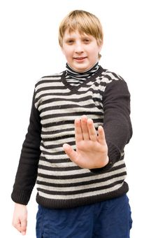 Free Boy Stock Images - 13752784