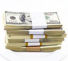 Free Money Stock Photography - 13753822