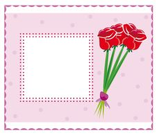 Romantic Invitation Card Stock Images