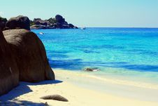 Free South Sea In Thailand Stock Images - 13754144