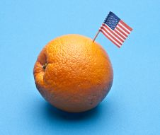 American Produce Royalty Free Stock Images