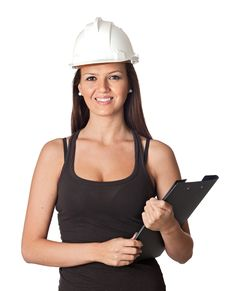 Free Attractive Young Engineer Stock Photo - 13754640