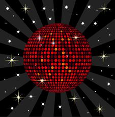 Free Disco Ball Royalty Free Stock Photo - 13754825
