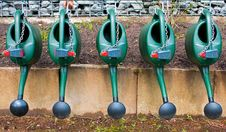 Free Watering Cans Royalty Free Stock Photography - 13755127