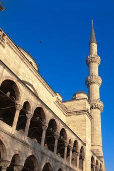 Free Blue Mosque. Istanbul. Turkey. Stock Photo - 13755240
