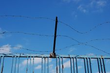 Free Barbed Wire Stock Photos - 13756103