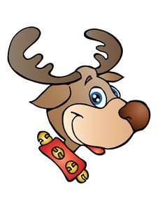 Free Moose Head Stock Photography - 13756452