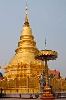 Free Pagoda Stock Photography - 13756762