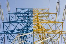 Free Electric Tower Royalty Free Stock Images - 13757209