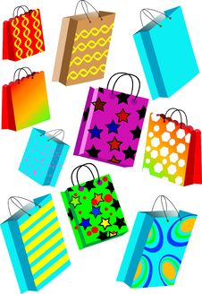 Free Pickup Bags Stock Photo - 13757300