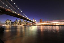 Free Downtown Manhattan Stock Images - 13757624