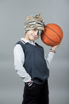 Free Closer To Basketball Royalty Free Stock Photography - 13757727