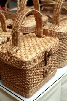 Free Handmade Bags Stock Photo - 13757990