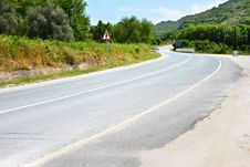 Free Rural Road Royalty Free Stock Image - 13759746