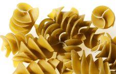 Free Green Pasta Spirals Stock Photos - 13759903