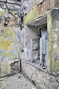 Free Old Wall In Broken House Royalty Free Stock Photos - 13760308
