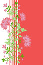 Free Ornate Floral Background Illustration Royalty Free Stock Photos - 13766348