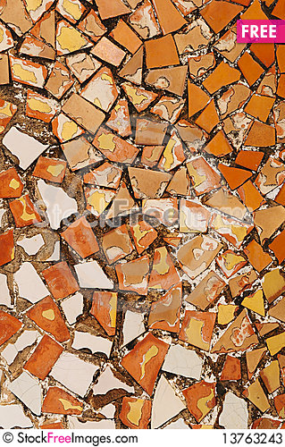 Free Ceramic Tile Pieces Stock Photos - 13763243