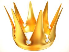 Free Crown Royalty Free Stock Image - 13760396