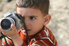 Free Little Boys Stock Images - 13760654