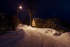 Free Village Estonia Royalty Free Stock Photography - 13761067