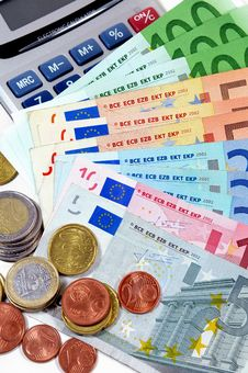 Free Euro Currency Stock Photos - 13761763