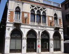 Free Teatro Italia Stock Image - 13762941