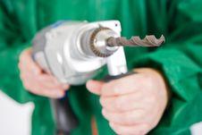 Free Drilling Stock Image - 13763241