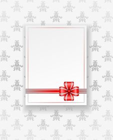Free Greeting Card Royalty Free Stock Images - 13763269