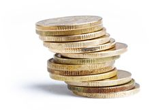 Free Pile Of RMB Coins Royalty Free Stock Photos - 13764228