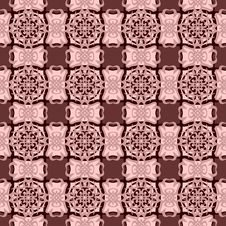 Free Cream Pattern. Royalty Free Stock Images - 13764629