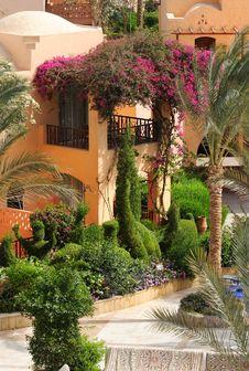 Free Summer Resort Stock Image - 13764821