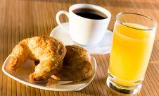 Free Breakfast Royalty Free Stock Photography - 13765027