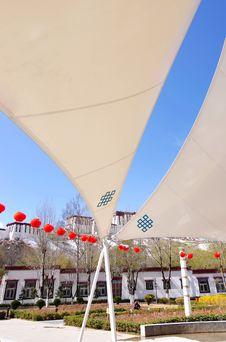 Free Zong-jiao-lu-kang Park Royalty Free Stock Image - 13765656