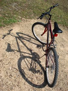Free Bike Royalty Free Stock Photography - 13765937
