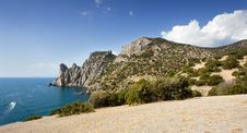 Free Crimea Coast Stock Image - 13766251