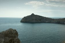 Free Crimea Coast Stock Photo - 13766300