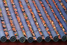 The Roof Of Lijiang Old Town