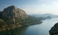 Free Crimea Coast Stock Image - 13766831