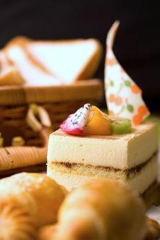Free Cake Stock Photography - 13767312