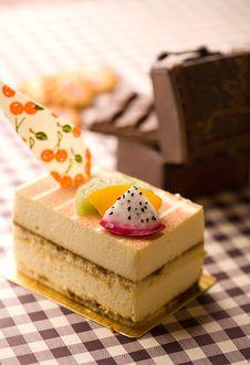 Free Cake Royalty Free Stock Image - 13767456
